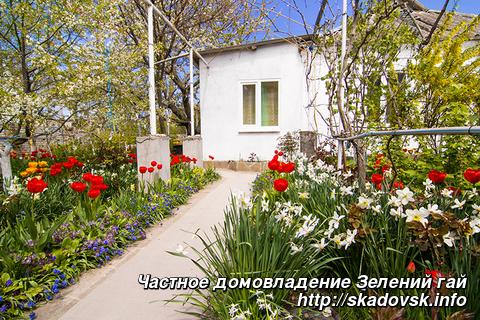Частное домовладение Зелений гай