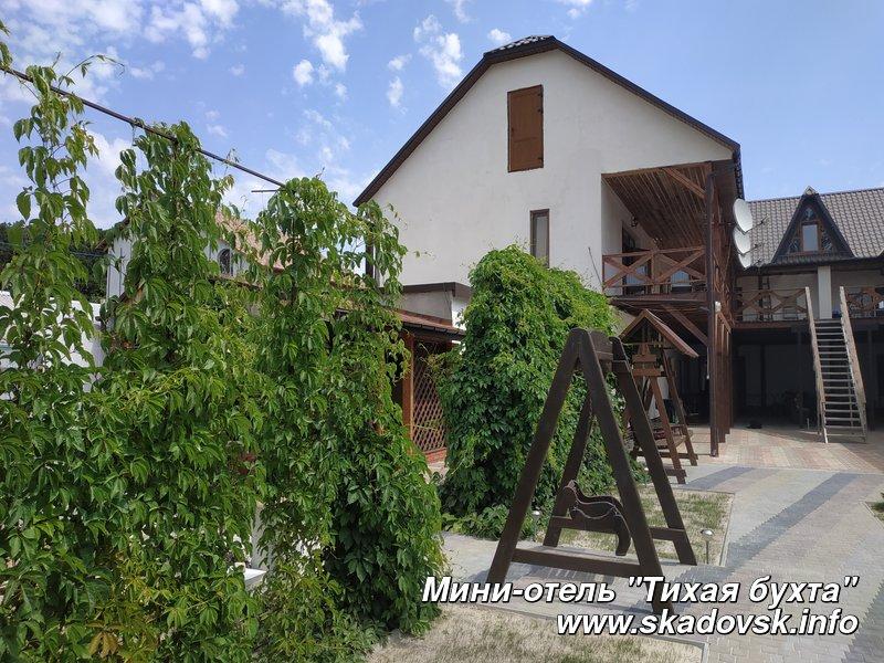 Мини-отель Тихая бухта